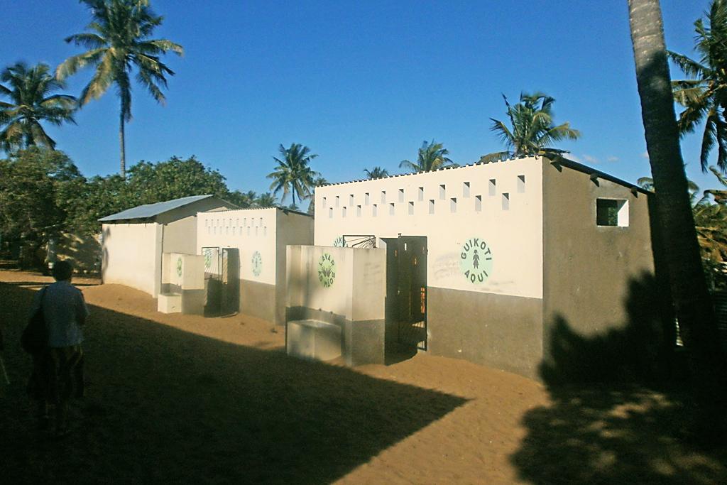 Inhambane (Aseos)