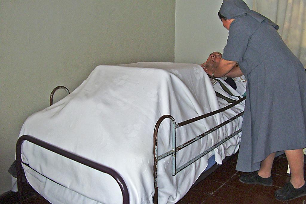 Hogar para ancianos nuestra se ora de la merced en la - Duchas geriatricas ...