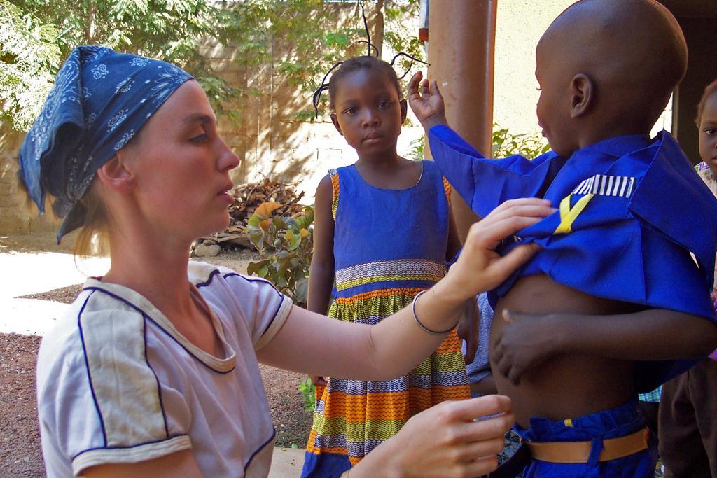 Ouagadougou (vistiendo)