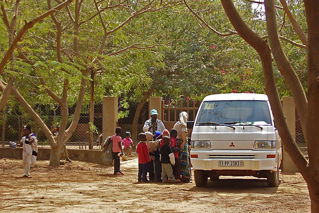 Ouagadougou (vuelta a casa)