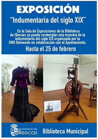 Exposición Sensibilización Illescas